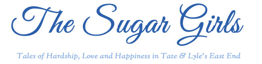 The Sugar Girls book home