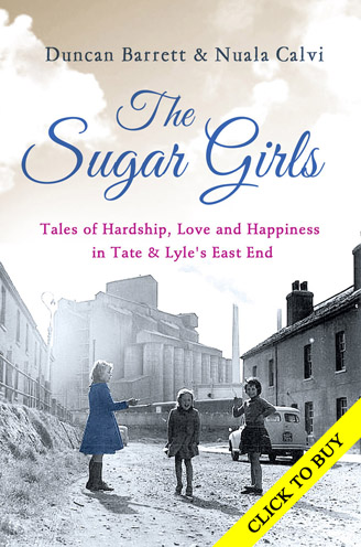 Book cover for The Sugar Girls