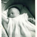 Joan's baby Terry