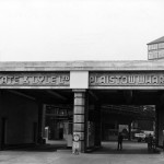 Plaistow Wharf main entrance (1957)