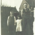 William McMarth, with siblings Mary and Edward