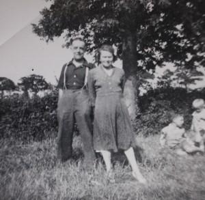 Lilian's parents, Harry and Edith Tull